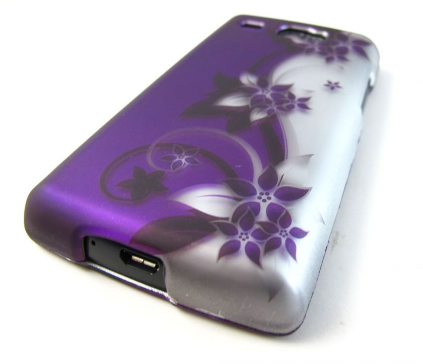 HARD SNAP ON CASE COVER SAMSUNG FOCUS FLASH PHONE ACCESSORY